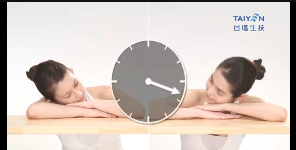 11趴睡就是模擬輕度肌膚凹陷?你有想過左邊那位的感受嗎?這是違反醫學倫理的,譴責!