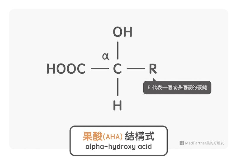 果酸結構式