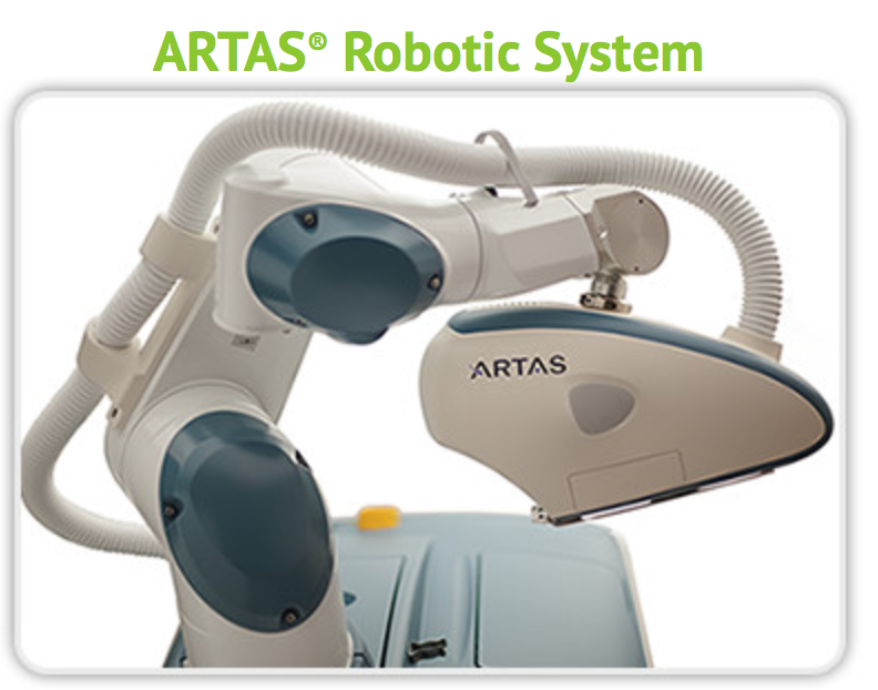 ARTAS植髮機器人外觀