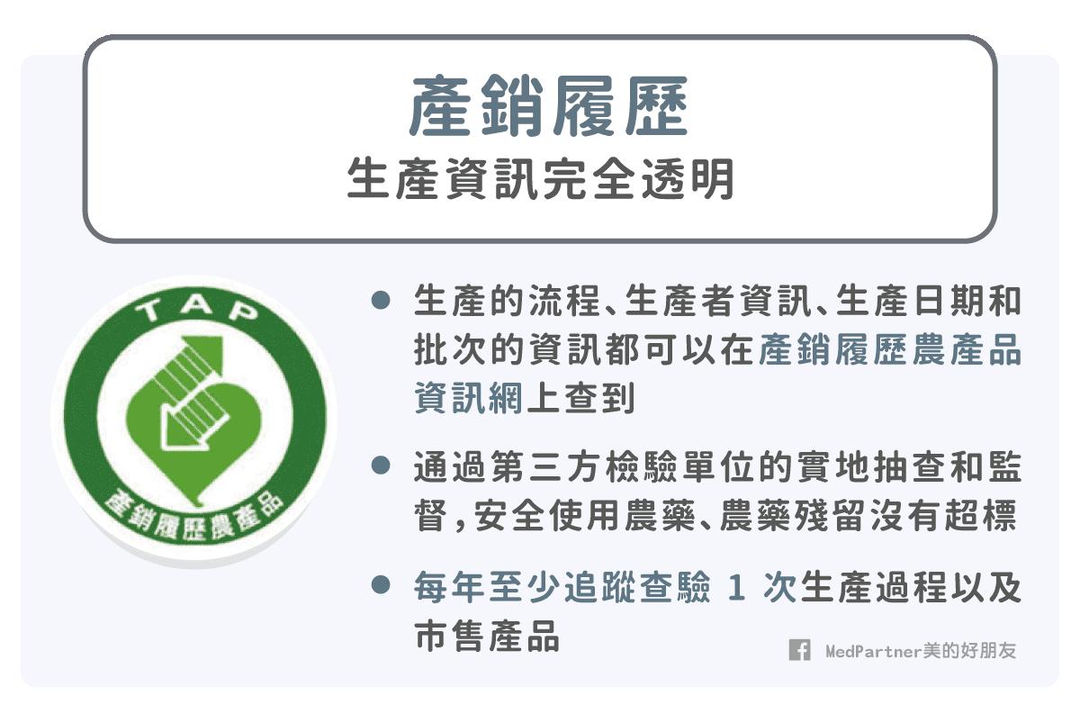 農產品標章_產銷履歷