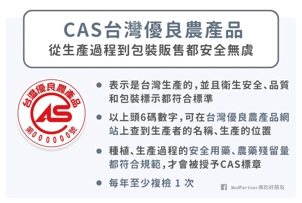 農產品標章_CAS優良農產品