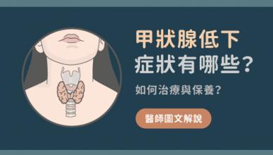 甲狀腺低下